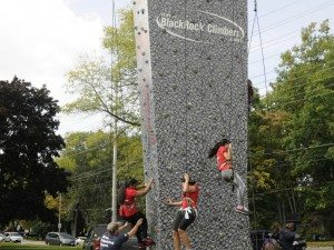 Portable Rock Climbing Wall Rentals