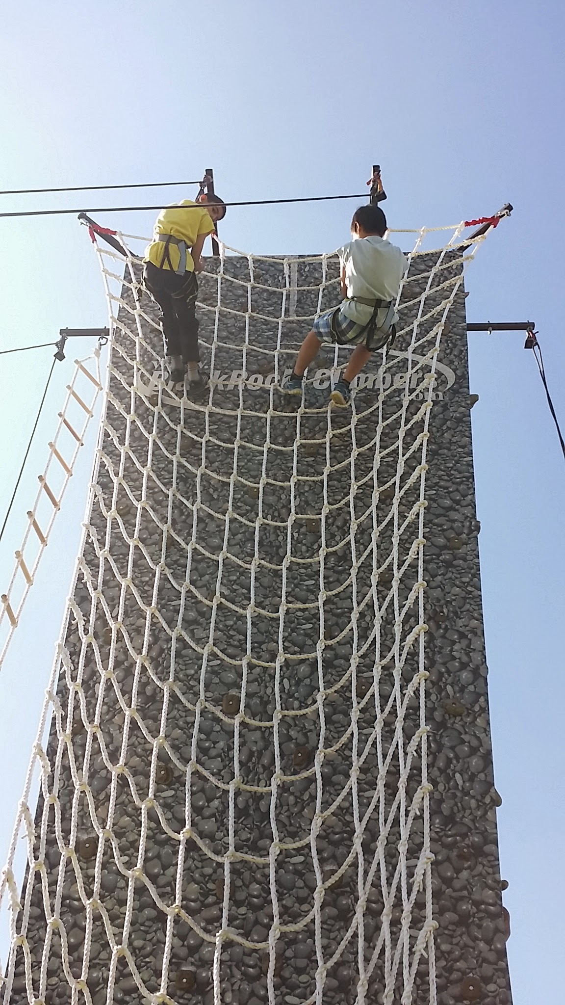 Sales of Mobile Rock Walls BlackRock Climbers Inc