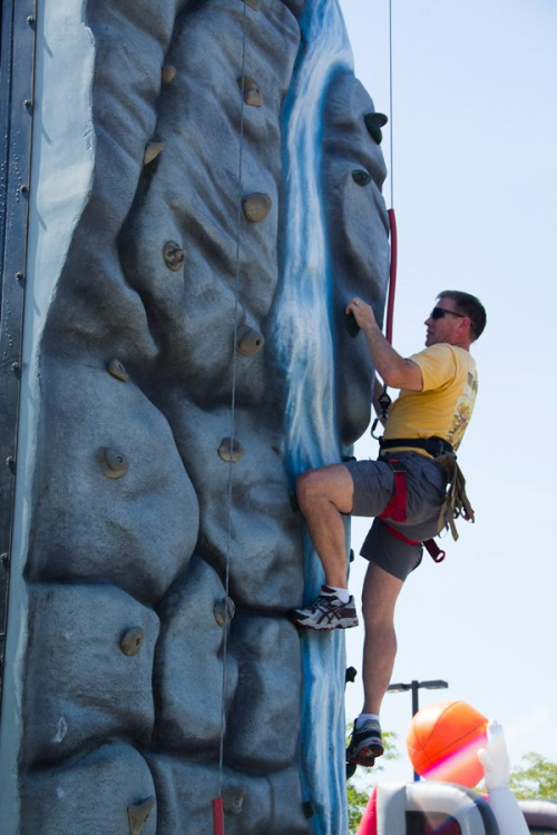 Rock Wall Packages