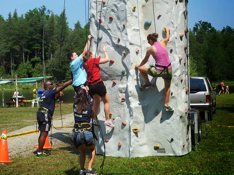 New and Used Rock Wall Sales